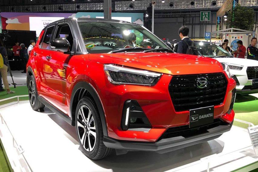 Unjuk Fitur Keamanan dan Teknologi Turbo Daihatsu Rocky, Tanda Segera Masuk Indonesia?
