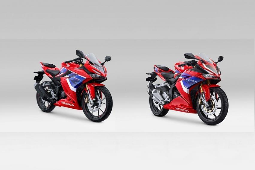 Honda CBR150R dan CBR250RR SP Quick Shifter Punya Opsi Tampilan Baru