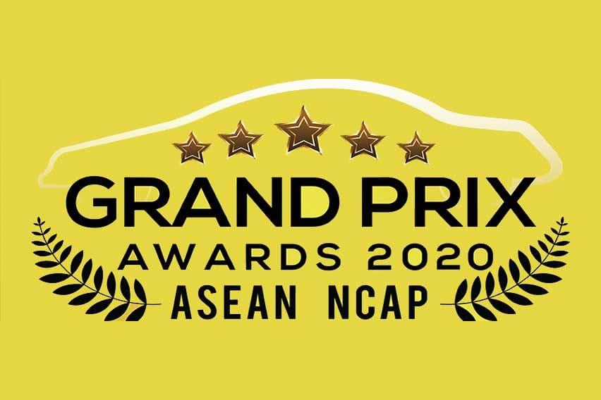 Toyota, Honda won big at the ASEAN NCAP Grand Prix Awards 2020