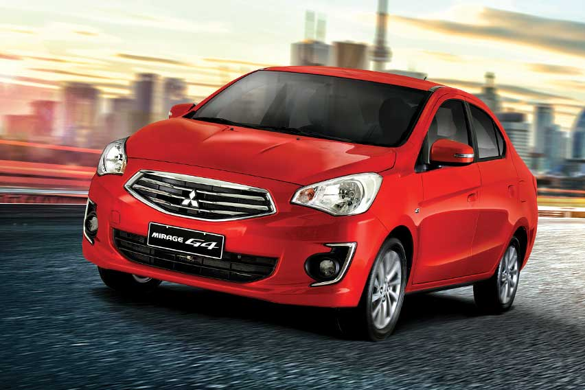5 things you'll fall in love with in the Mitsubishi Mirage G4