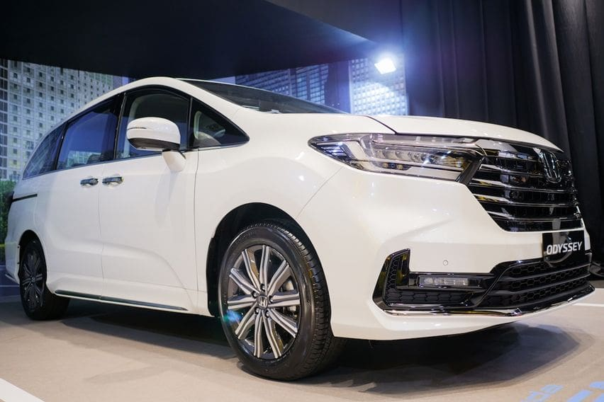 Penasaran dengan New Honda Odyssey 2021? Ini Poin-Poin Unggulannya
