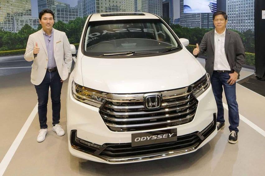 Honda Indonesia Rilis Odyssey 2021 dengan Fitur Semakin Canggih, Harga Naik Rp 112 Juta