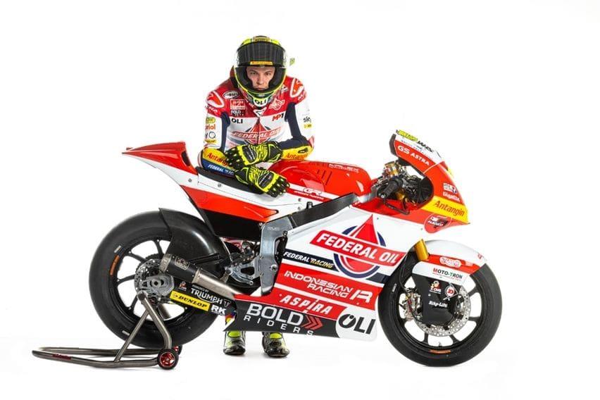 Gresini Racing Luncurkan Tim, Sekaligus Debut Indonesian Racing di Ajang Moto2 dan Moto3