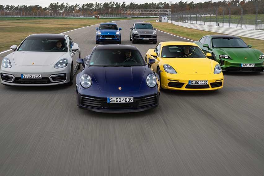 JD Power names Porsche as most dependable Euro car brand