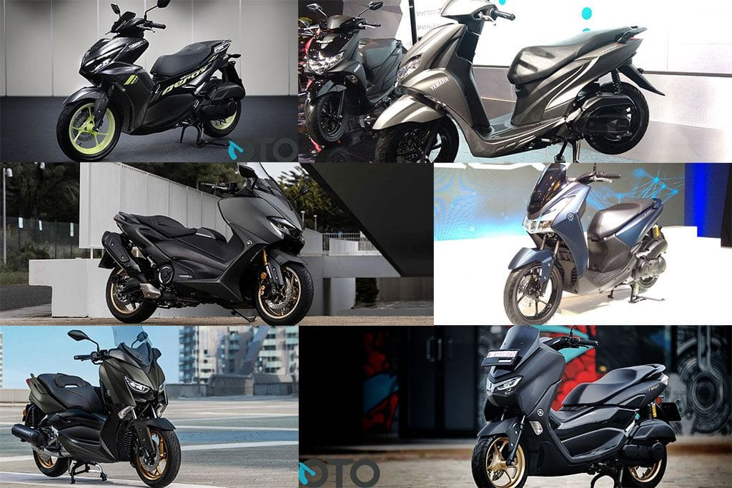 Pilihan Skutik Yamaha dengan Fitur Keyless dan ABS, Harga Mulai Rp 20 Jutaan