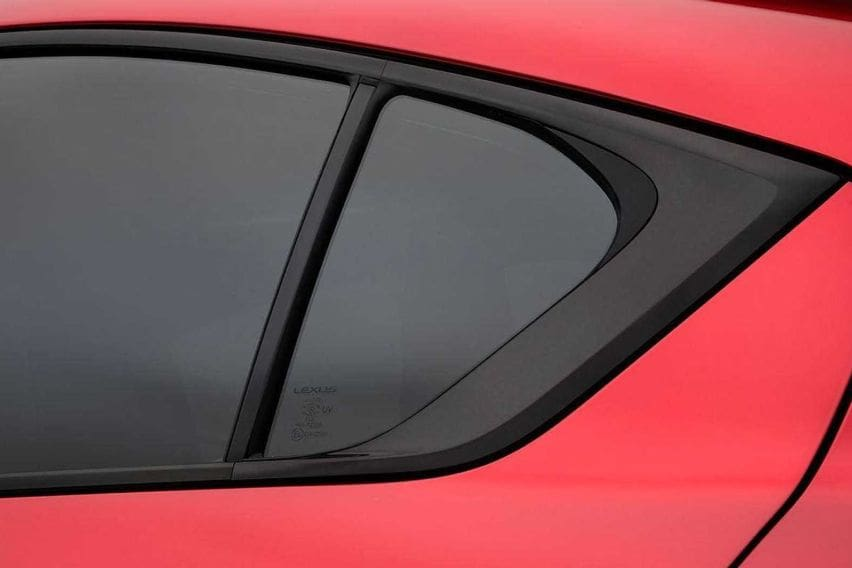 Lexus teases new F-Sport on social media
