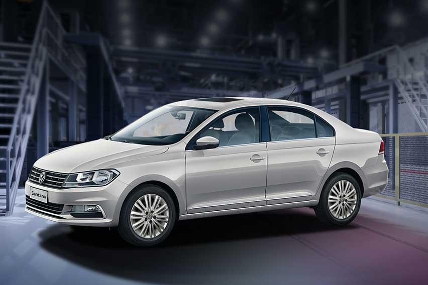 Volkswagen PH unveils 2021 Santana