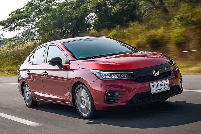 HPM Rilis Teaser, Kode Keras Honda City Hatchback Segera Meluncur?