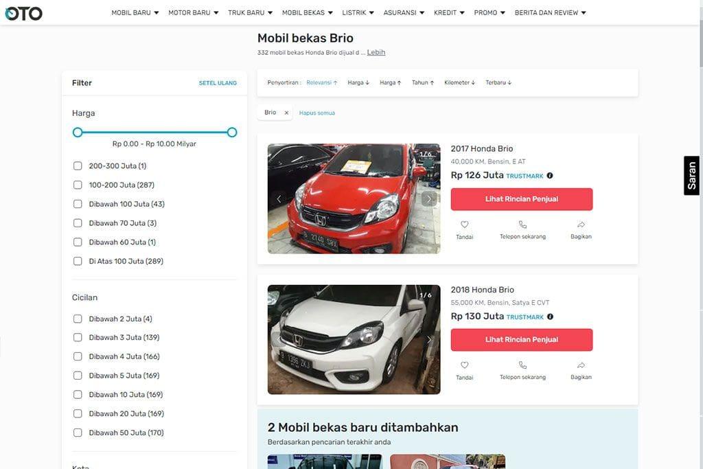 Mau Mobil Anda Cepat Laku Terjual di Online? Lakukan 6 Hal Ini