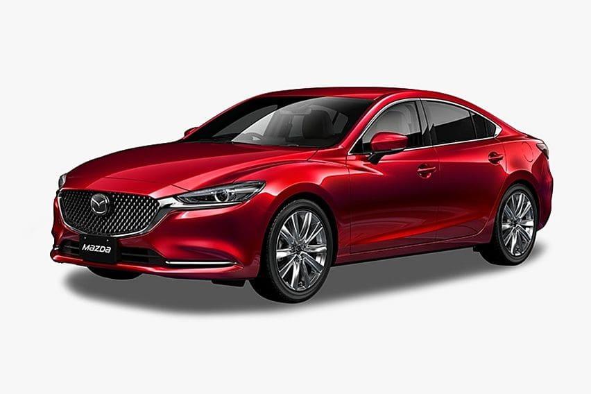 Mazda6 MY 2021