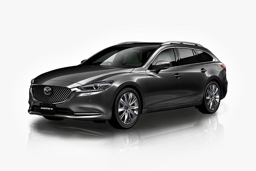 Mazda6 estate MY 2021