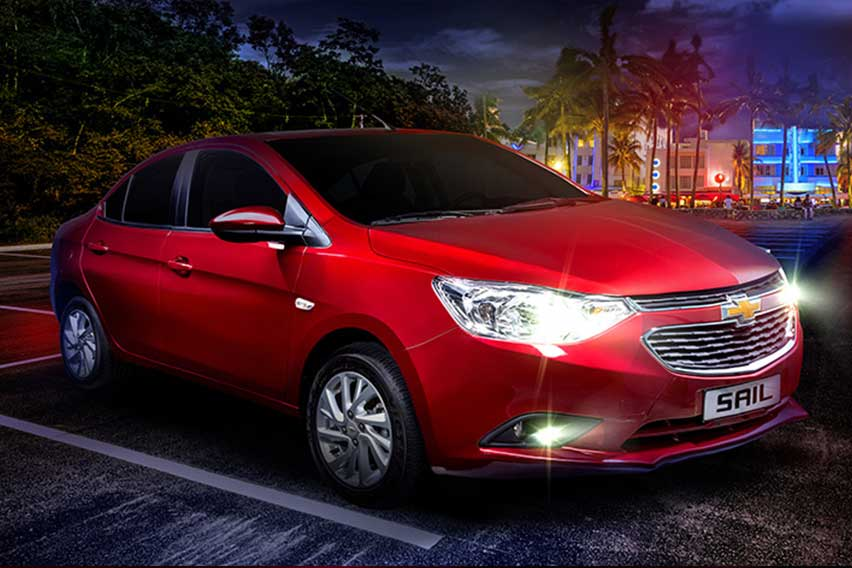 Chevrolet Sail: The Bowtie brand's contender in the subcompact sedan market