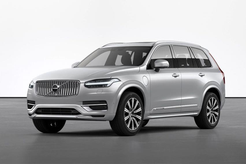 2021 Volvo XC90: What's new