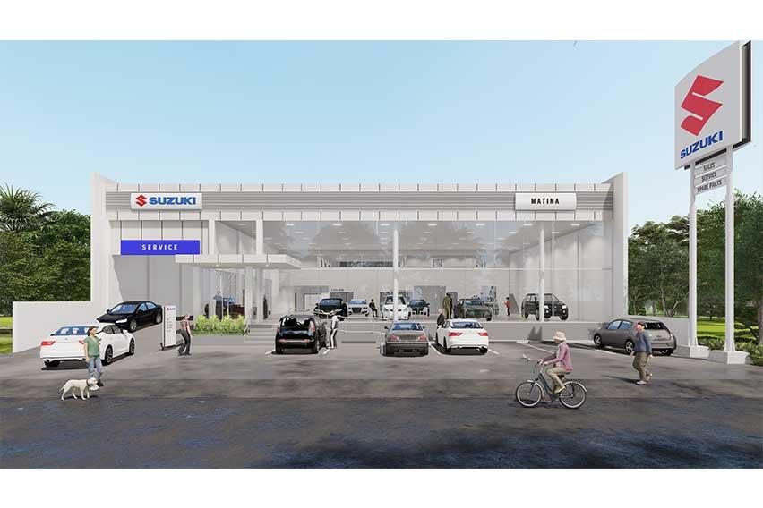 Suzuki PH breaks ground on new Davao dealership