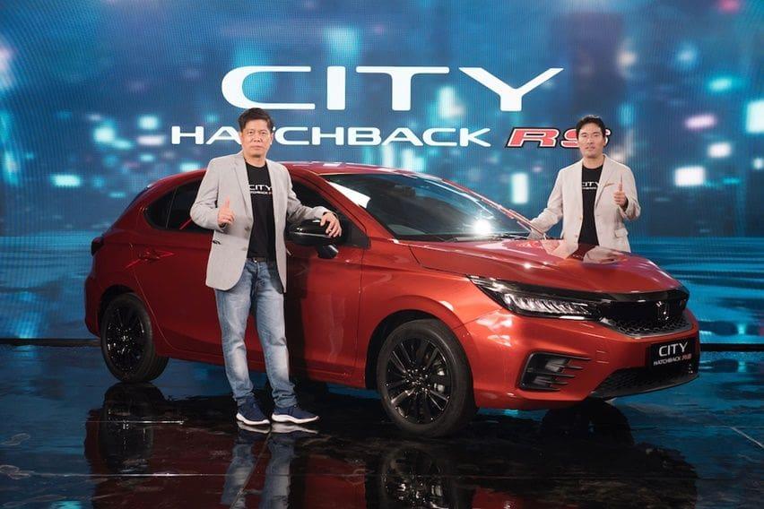 Honda City Hatchback RS Meluncur Gantikan Jazz di Indonesia, Berapa Harganya?