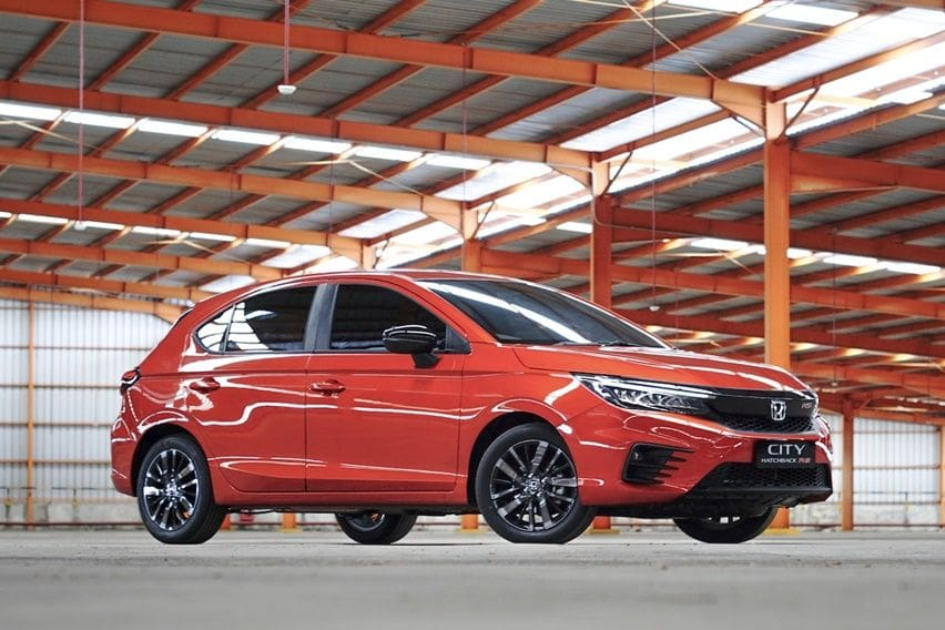 Honda City Hatchback RS Resmi Hadir, Model Anyar dengan Mesin Baru