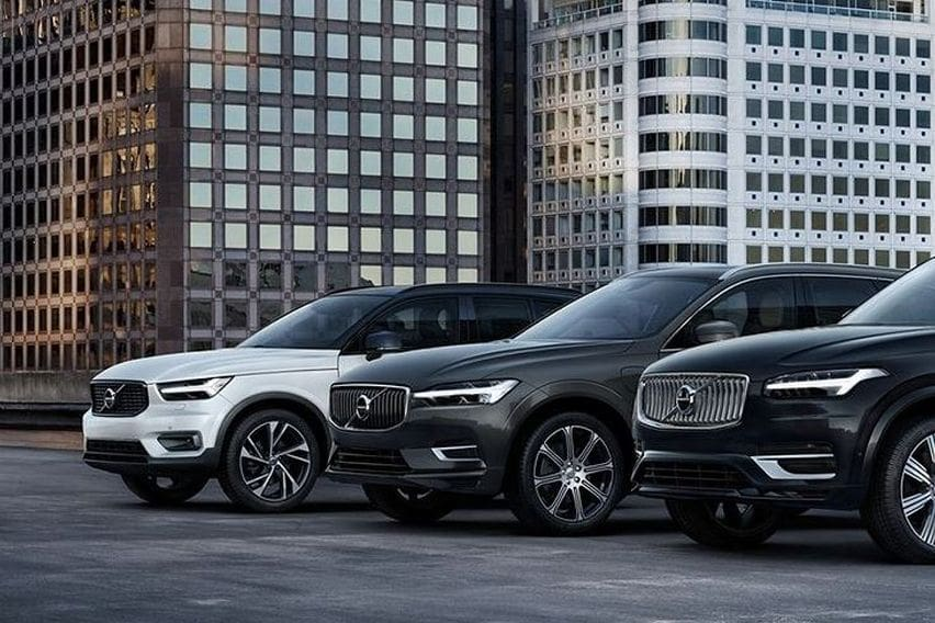 Volvo aims to become a fully electric car brand by 2030