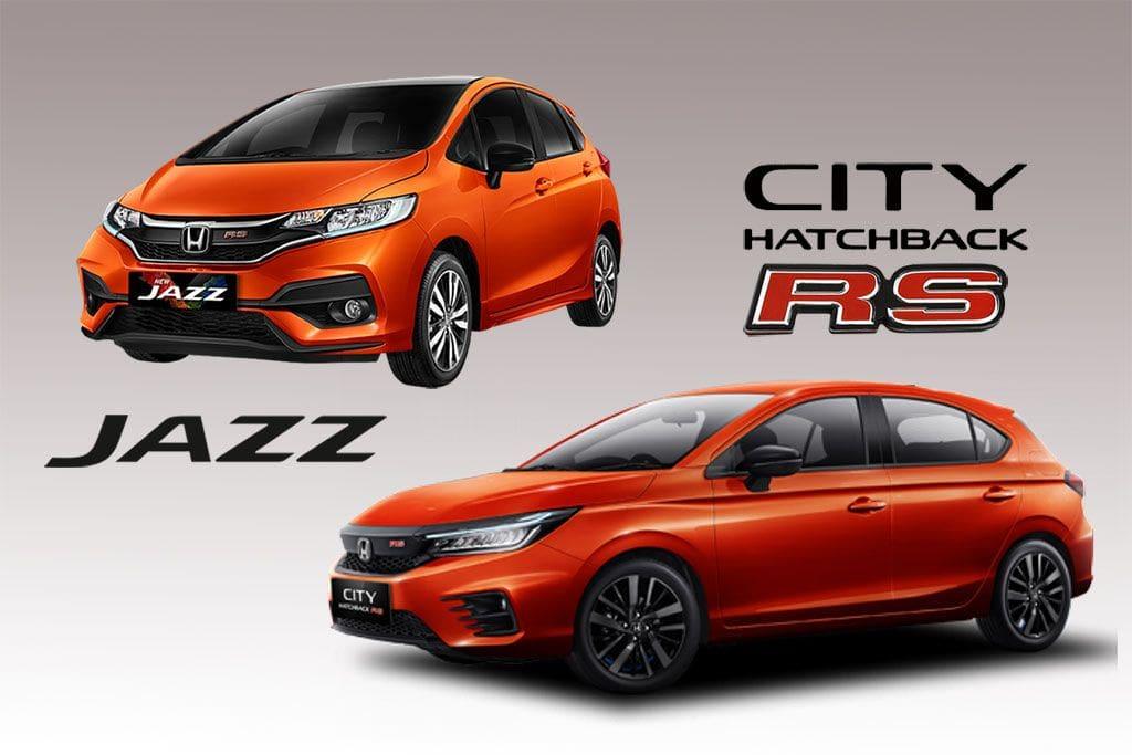 Honda City Hatchback RS, Apa Kelebihan dan Kekurangannya Ketimbang Jazz RS?