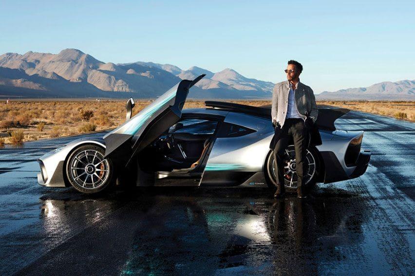 Koleksi Mobil Pembalap F1 Lewis Hamilton, Ternyata Ada Juga yang Dibenci