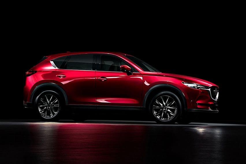 Mazda CX-5 Dapat Teknologi Mesin Baru, Varian GT Tambah Fitur