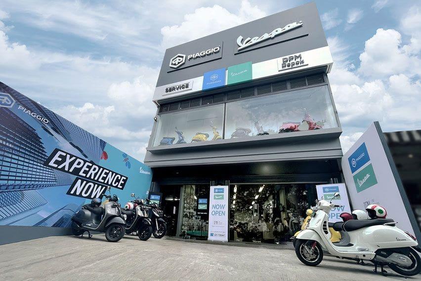 Tambah Banyak, Dealer 3S Vespa dan Piaggio Kini Hadir di Depok