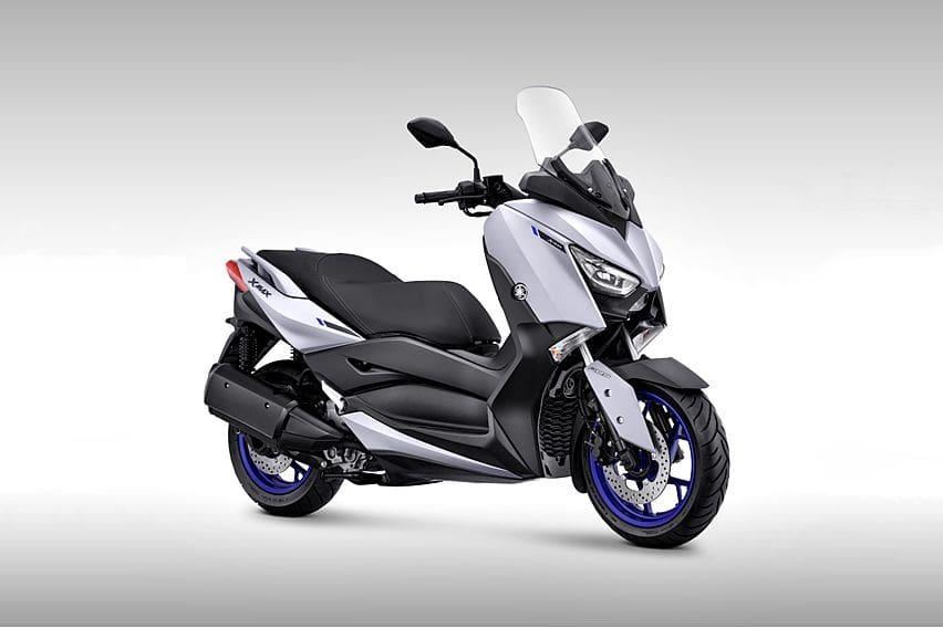 Yamaha Xmax Punya Kelir Baru, Adopsi dari Model Eropa