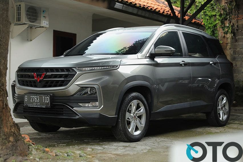 First Drive Wuling Almaz Smart Enjoy 6MT: Kombinasi Menyenangkan Turbo dan Transmisi Manual