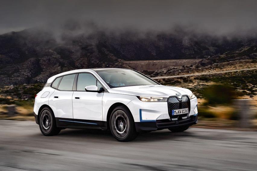 SUV Listrik BMW iX Dijadwalkan Mengaspal Akhir 2021 dalam Dua Varian