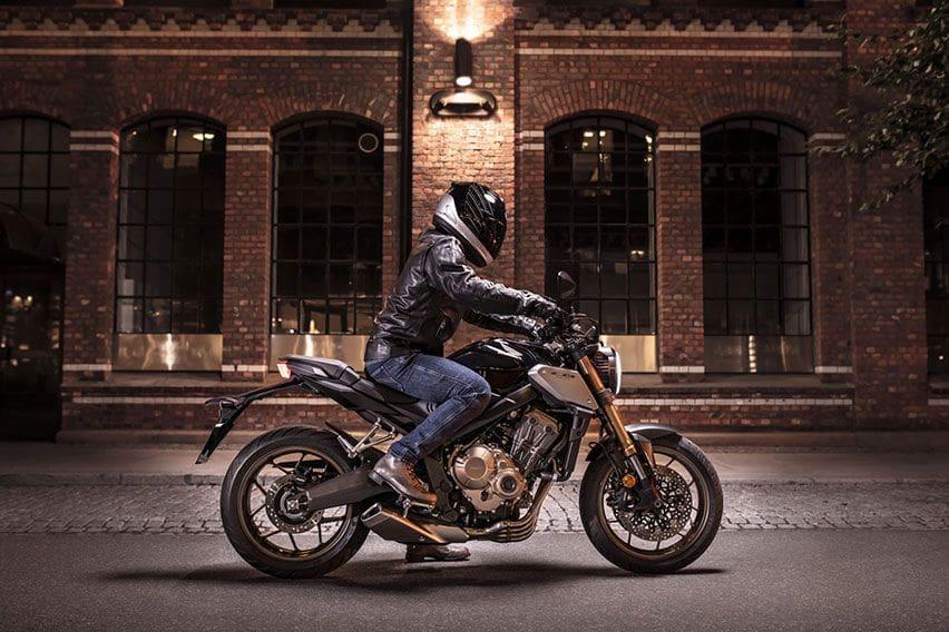 Honda CB650R 2021 Punya Warna Baru, Harganya Rp 296,4 juta