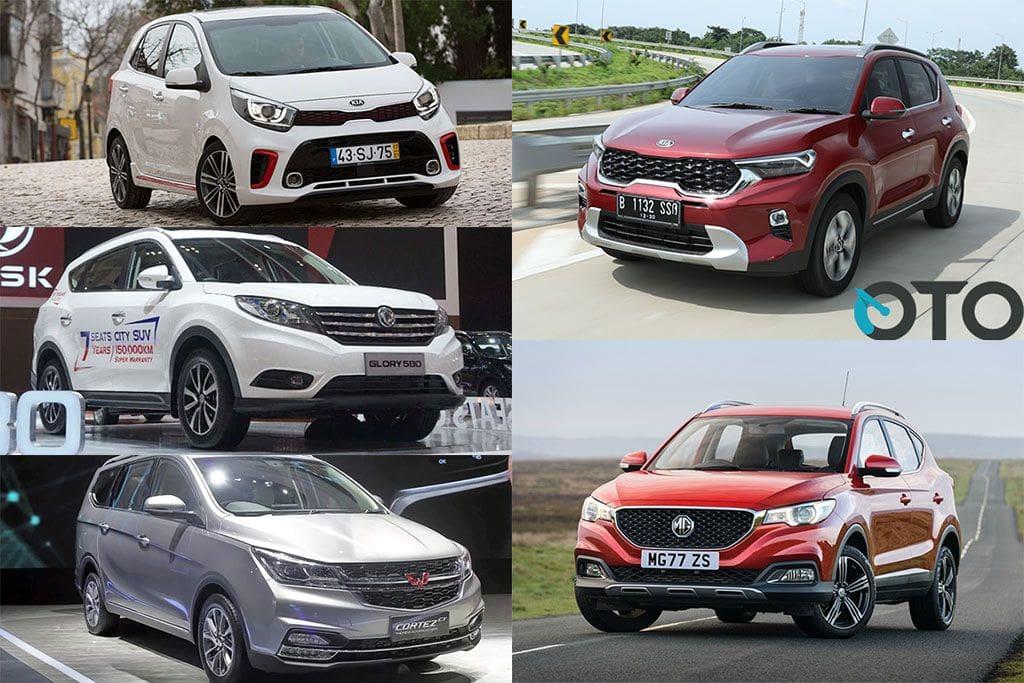 Pilihan Mobil Baru Seharga Rp 200 Jutaan yang Sudah Pakai Sunroof