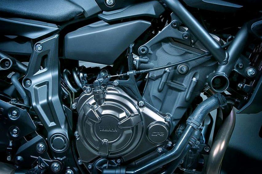 Yamaha YZF-R7 Siap Dirilis 2022, Pakai Mesin MT-07 atau MT-09?