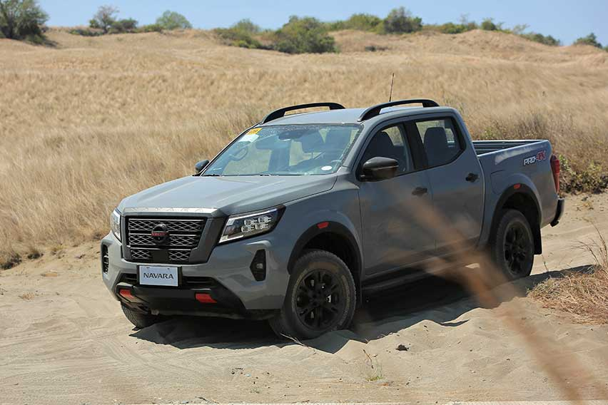 4 new things to love in the Nissan Navara
