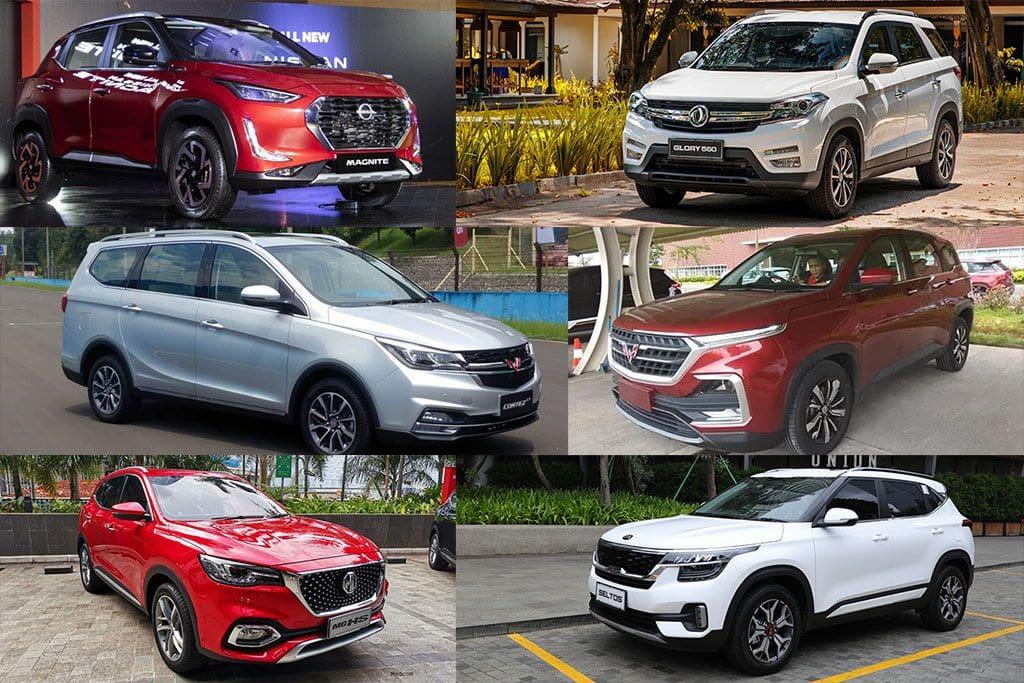 Mobil Bermesin Bensin dengan Turbo di Indonesia 2021, Mulai Rp 200-an Juta