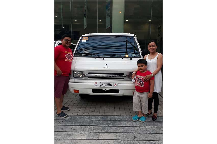 How the Mitsubishi L300 earned the trust of a Filipino entrepreneur