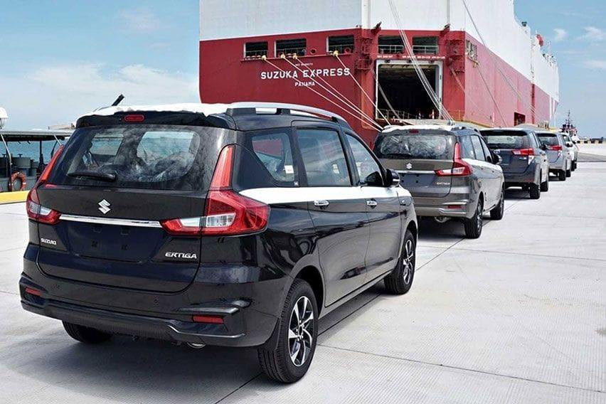 Ekspor Suzuki Naik 108 Persen, Didominasi XL7 dan Ertiga