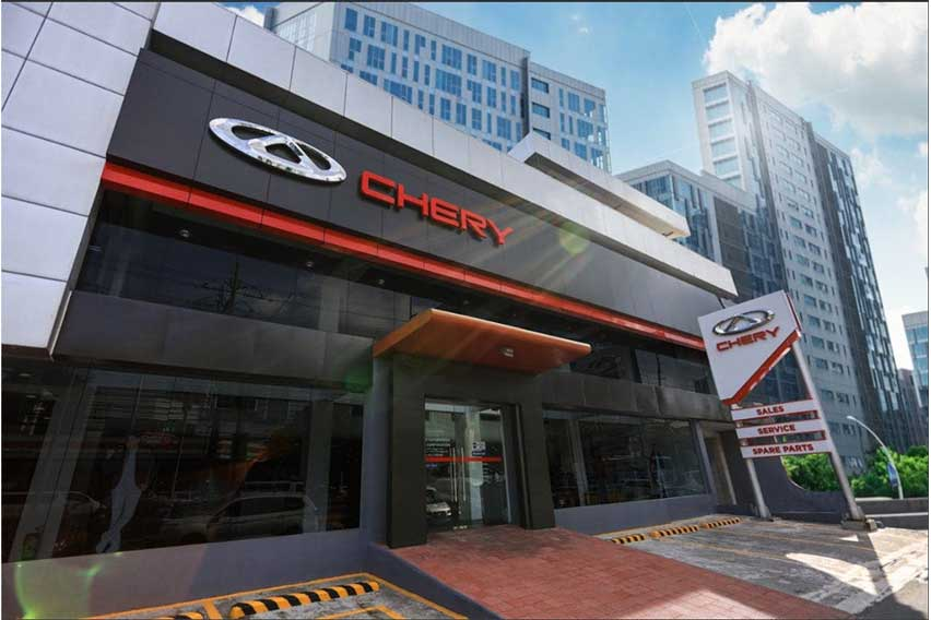 Chery PH dealership network continues to grow amid pandemic