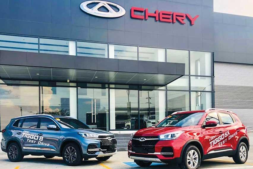 Chery dealership
