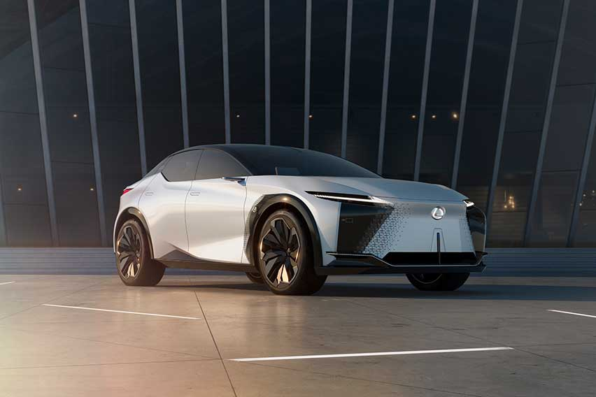 Lexus LF-Z Electrified concept ushers in new age for brand