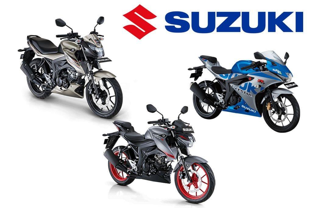 Panduan Memilih Keluarga Suzuki GSX, Mana Paling Tepat Dipilih dan Berapa Angsurannya?