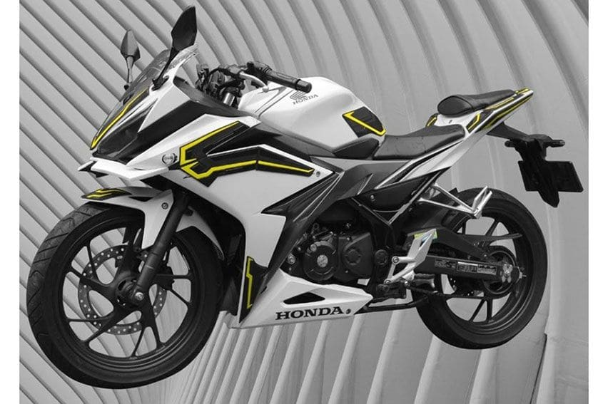 Hayaidesu Kembali Berinovasi, Hadirkan Body Protector Buat Honda CBR150R