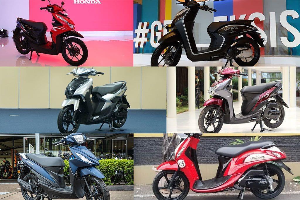 Selain All New Honda Scoopy, Ini Pilihan Skutik Buat Orang Bertubuh Kecil