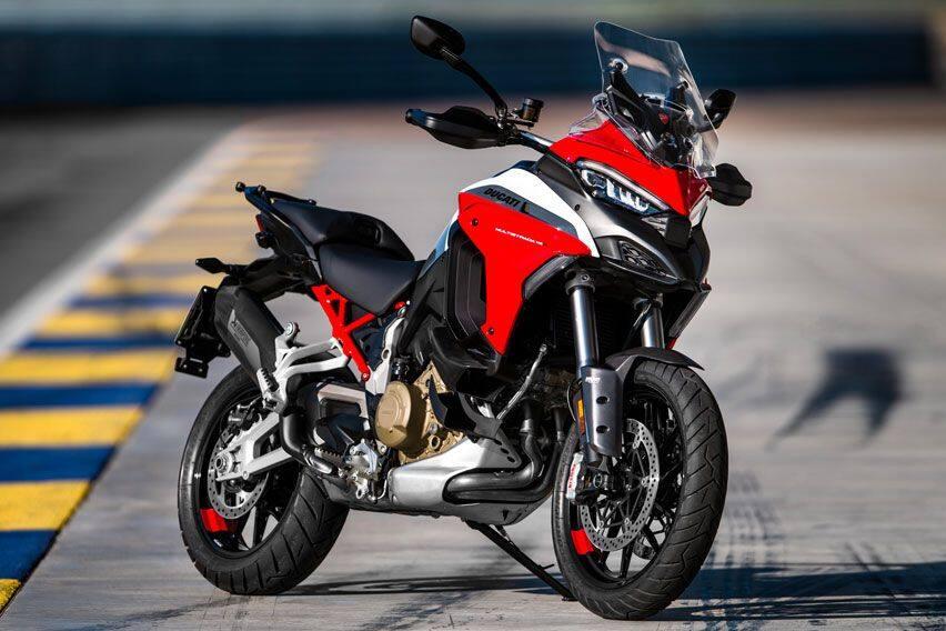 Ducati Recall Multistrada V4, Ada Masalah di Bagian Katup Mesin