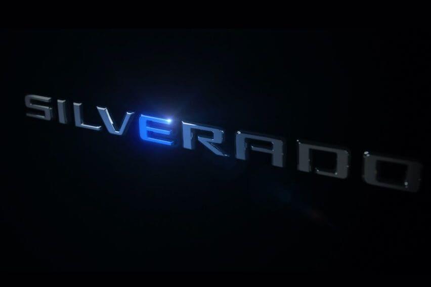 All-electric Chevrolet Silverado coming soon