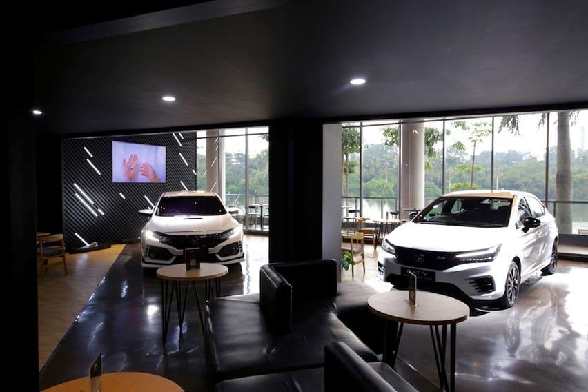 Kafe Honda Pertama di Dunia Ada di Indonesia