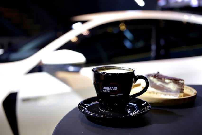 Dreams Cafe powered by Honda