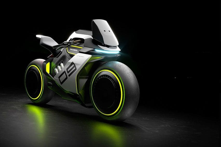 Segway Rancang Motor Hybrid Listrik-Hidrogen, Siap Dirilis 2023