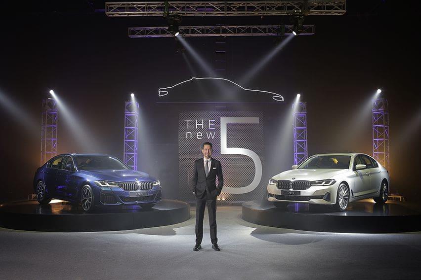 BMW 5-Series LCI Mengaspal dengan Penyempurnaan Teknologi, Harga Mulai Rp 1,1 M