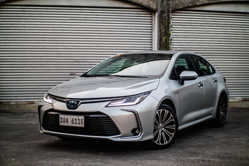 2021 Toyota Corolla Altis Hybrid: The car that ruined me