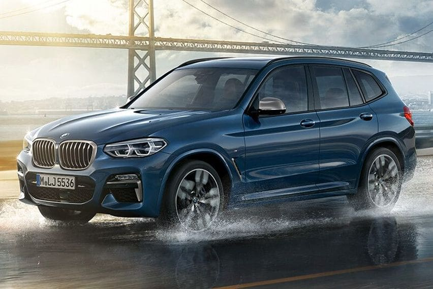 BMW X3 sDrive20i now available in Malaysia