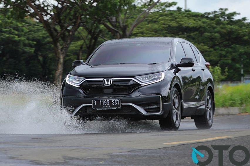Road Test Honda CR-V 2021: Teknologi Sensing, Bak Personal Bodyguard